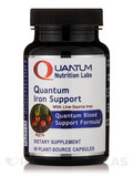 Quantum Iron Support - 60 Plant-Source Capsules