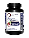 Quantum Lung Support with NAC and Bromelian - 60 Plant-Source Capsules