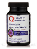 Quantum Sleep and Mood - 90 Plant-Source Capsules