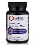 Quantum Sleep and Mood - 90 Plant-Source Capsules