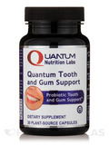Quantum Tooth and Gum Support - 30 Plant-Source Capsules