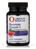 Quantum Vitamin C - 60 Plant-Source Capsules