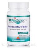 QuatreActive Folate - 90 Vegetarian Capsules