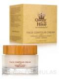 Queen of the Hive Face Contour Cream with Organic Manuka Honey & Bee Venom - 1.7 fl. oz (50 ml)