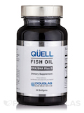 Quell Fish Oil EPA/DHA Plus D - 30 Softgels