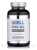 Quell Fish Oil EPA/DHA Plus D 60 Softgels