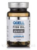 QÜELL® Fish Oil Junior - 60 Softgels