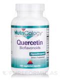 Quercetin Bioflavonoids 100 Vegetarian Capsules