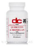 Quercetin & Bromelain 90 Capsules
