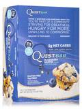 Quest Bar (Blueberry Muffin) - Box of 12 Bars (2.1 oz / 60 Grams Each)