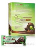 Quest Bar® Mint Chocolate Chunk Flavor Protein Bar - Box of 12 Bars (2.12 oz / 60 Grams Each)