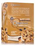 Quest Bar® Oatmeal Chocolate Chip Flavor Protein Bar - Box of 12 Bars (2.1 oz / 60 Grams Each)