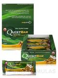 Quest Bar® Peanut Butter Supreme Flavor Protein Bar - Box of 12 Bars (2.12 oz / 60 Grams Each)