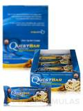 Quest Bar® Vanilla Almond Crunch Flavor Protein Bar - Box of 12 Bars (2.12 oz / 60 Grams Each)