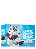 Quest Beyond Cereal Protein Bar, Chocolate Flavored - Box of 15 Bars (1.34 oz / 38 Grams Each)