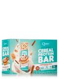 Quest Beyond Cereal Protein Bar (Cinnamon Roll Flavored) - Box of 15 Bars (1.34 oz / 38 Grams Each)
