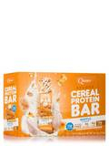 Quest Beyond Cereal Protein Bar, Waffle Flavored - Box of 15 Bars (1.34 oz / 38 Grams Each)