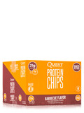 Quest Protein Chips BBQ - Box of 8 Bags (1 1/8 oz / 32 Grams Each)