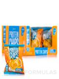 Quest Protein Chips, Cheddar & Sour Cream Flavor - Box of 8 Bags (1 1/8 oz / 32 Grams Each)
