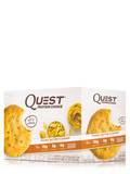 Quest Protein Cookie, Peanut Butter Flavored - Box of 12 Cookies (2.04 oz / 58 Grams Each)