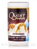 Quest Protein Powder, Salted Caramel Flavor - 2 lb (32 oz / 907 Grams)