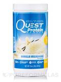 Quest Protein Powder (Vanilla Milkshake) - 2 lb (32 oz / 907 Grams)
