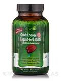 Quick Energy Red Liquid-Gel Multi™ - 72 Liquid Soft-Gels