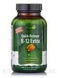 Quick-Release B-12 Extra™ - 60 Liquid Soft-Gels
