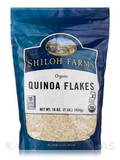 Quinoa Flakes, Organic - 16 oz (454 Grams)