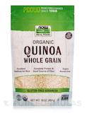 LivingNow™ Quinoa Grain (Certified Organic) 16 oz (454 Grams)