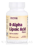 R-Alpha Lipoic Acid with Biotin 60 Vegetarian Capsules