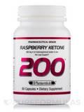 Raspberry Ketone 200 60 Capsules