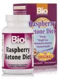 Raspberry Ketone Diet - 60 Vegetarian Capsules