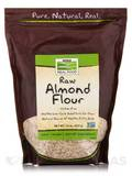 NOW Real Food® - Raw Almond Flour (Gluten-Free) - 22 oz (624 Grams)
