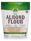 NOW® Real Food - Raw Almond Flour (Gluten-Free) - 22 oz (624 Grams)