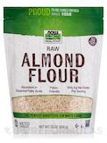 NOW Real Food® - Raw Almond Flour (Gluten-Free) - 22 oz (624 Grams)