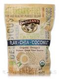 Organic Flax, Chia & Coconut Blend - 12 oz (340 Grams)