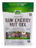 Raw Energy Nut Mix (Unsalted) 1 Lb