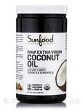 Raw Extra Virgin Coconut Oil - 32 fl. oz (946.4 ml)