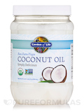 Raw Extra Virgin Organic Coconut Oil - 29 fl. oz (858 ml)