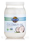 Raw Extra Virgin Organic Coconut Oil - 56 fl. oz