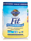 RAW Organic Fit High Protein Powder, Vanilla - 16.1 oz (457 Grams)
