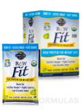 RAW Fit Protein Vanilla Tray - 10 Packets (1.5 oz / 42 Grams Each) (15 oz / 420 Grams)