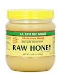 Raw Honey - 14 oz (396 Grams)