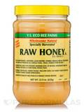 Raw Honey Paste 22 oz (623 Grams)