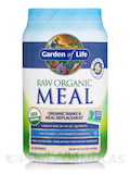 RAW Organic Meal Powder, Vanilla Flavor - 33.5 oz (949 Grams)