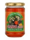 Raw Orange Blossom Honey - 13.5 oz (383 Grams)