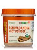 Raw Organic Ashwagandha Root Powder - 8 oz (227 Grams)