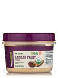 Raw Organic Baobab Fruit Powder - 4 oz (114 Grams)