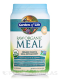 RAW Organic Meal Powder, Original Flavor - 32 oz (908 Grams)